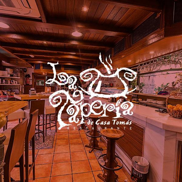 La Taperia de Casa Tomas Cartagena
